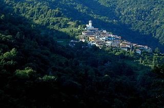 Slavia Friulana Mountain region in northeastern Italy