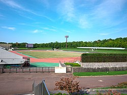 Tottori Prefectural Fuse Sports Park Athletics Stadium 02.jpg