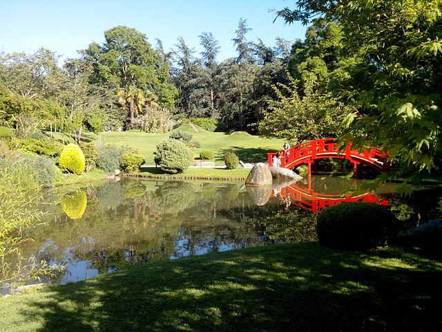 toulouse jardins japonais