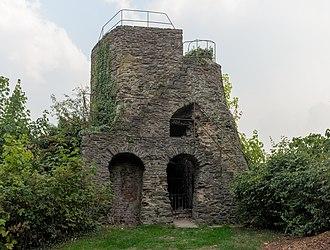 Gembloux - Image: Tour du Guet in parc d'Epinal, Gembloux, Belgium (DSCF7618)