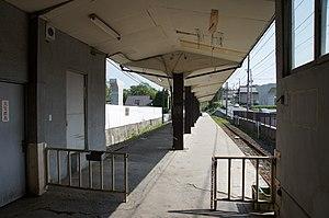 Towada-Kanko Electric Railway Misawa Station Misawa Aomori pref Japan08n.jpg