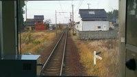 File:Toyama Chihō Railway Tateyama Line 2014-11-27 15-19-07 Iwakuraji Station - Sawanakayama Station - Kamagafuchi Station.webm