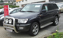Toyota Land Cruiser 100 50th Anniversary front.JPG