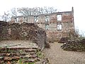 Trøjborg ruin inside path.jpg
