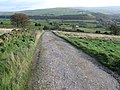Track towards Tanpits Farm - geograph.org.uk - 1019989.jpg