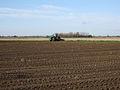 Tractor on Laddus Fen - geograph.org.uk - 1577717.jpg