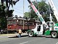Tram 939 arriving.JPG