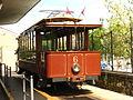 Tram di Opicina - Carrozza storica n. 6.jpg