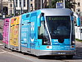 Tram line 1 in Nancy pic2.JPG