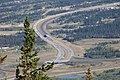 TransCanada highway over the Kananaskis river (21487806621).jpg