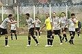 Treino Corinthians 2011 Elenco.jpg