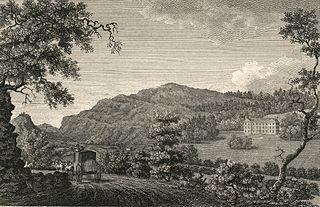 Trevor hall, Denbighshire
