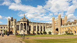 Trinity College, Cambridge constituent college of the University of Cambridge in England