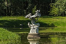 Triton Saving Children Sculpture in Oranienbaum 02.jpg
