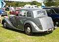 Triumph 1800 Town and Country 1766cc registered November 1948 rear three quarters.JPG