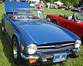 Triumph TR6 (Hudson British Car Show '12).JPG