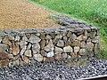 Trockensteinmauer zur Böschungsbefestigung - DSCF1608.JPG