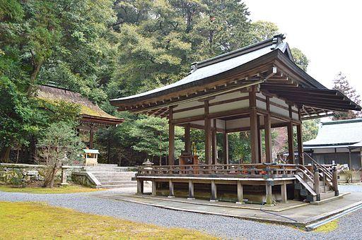Tsukiyomi-jinja (Kyoto, Kyoto) keidai