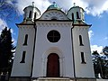 Tuzla - Saint George Serbian Orthodox church 4 (2019).jpg