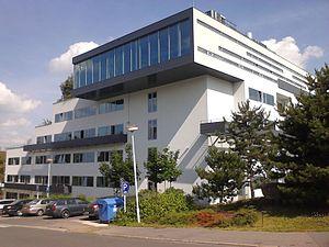 TV Nova (Czech Republic) - Building of TV Nova at Barrandov quarter of Prague