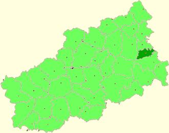 Kesovogorsky District - Image: Tver oblast Kesova Gora