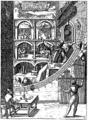 Tycho Brahe's mural quadrant in Uranienborg.png