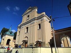Tyczyn, zespół kościoła par. pw. Wniebowzięcia NMP i św. Katarzyny 02.jpg