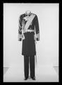 Tysk amiralsfrack, samhörande med nr, 12826 - Livrustkammaren - 1501.tif