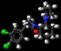 U-50488 molecule ball.png