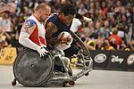 US, Denmark face off in wheelchair rugby final 160511-F-WU507-105.jpg