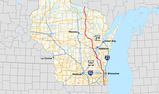 U.S. Route 45 in Wisconsin highway in Wisconsin