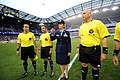 USAF NCO flips coin for MLS match (7830857258).jpg
