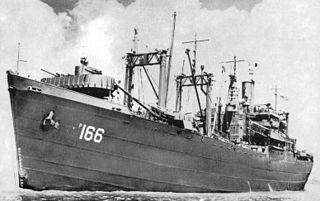 USS <i>Comet</i> (AP-166)