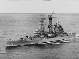 USS Galveston (CLG-3) at sea, in October 1963 (NH 98840).jpg