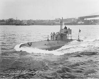 United States B-class submarine