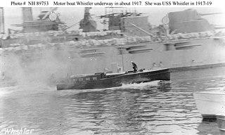 USS <i>Whistler</i> (SP-784)