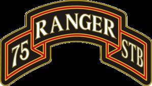 Regimental Reconnaissance Company - Image: US Army 75 Ranger Regiment STB CSIB