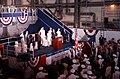 US Navy 040522-N-6240R-114 The Navy Region Mid-Atlantic Ceremonial Guard posts the colors during the Keel Laying Ceremony of Pre-Commissioning Unit (PCU) North Carolina (SSN 777).jpg