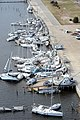US Navy 040922-N-0000X-081 Hurricane Ivan sunk and stacked numerous boats at Bayou Grande Marina on board Naval Air Station Pensacola.jpg