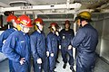US Navy 051006-N-8157C-002 Students at the Center of Naval Engineering Learning Site Pearl Harbor, Firefighting and Damage Control schoolhouse, conduct various training drills.jpg