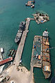 US Navy 100221-N-5787K-005 An aerial view of the logistical area near the port in Port-au-Prince.jpg