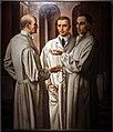 Ubaldo oppi, i chirurghi, 1926 (vicenza, pal. chiericati) 01.jpg