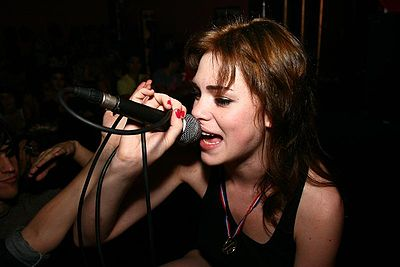Picture of a band or musician: Uffie