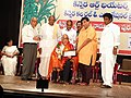 Ugadi puraskars of Kinnera Art Theatres 10.jpg