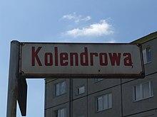 Ulica Kolendrowa, Gdynia - 008.JPG