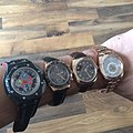Ultimate in Rose Gold Wristwatches RCWATCHES.jpg