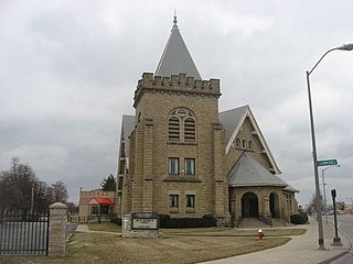 First Church of Christ, Scientist (Toledo, Ohio) United States historic place