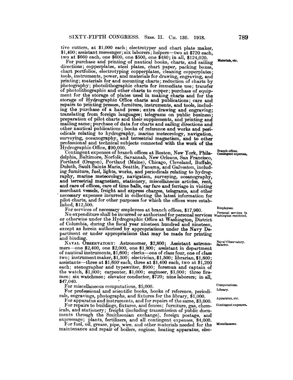 Pageunited States Statutes At Large Volume 40 Part 1djvu 807 Marine Wiring Books Or Fuel 01 Grease Pipe Wire And Other Materials Needed For The S Maintenance Repair Of Boilers Engines Heating Apparatus Elec