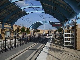 University of Dallas station - Image: University of Dallas Station