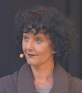 Unni Lindell Norwegian writer